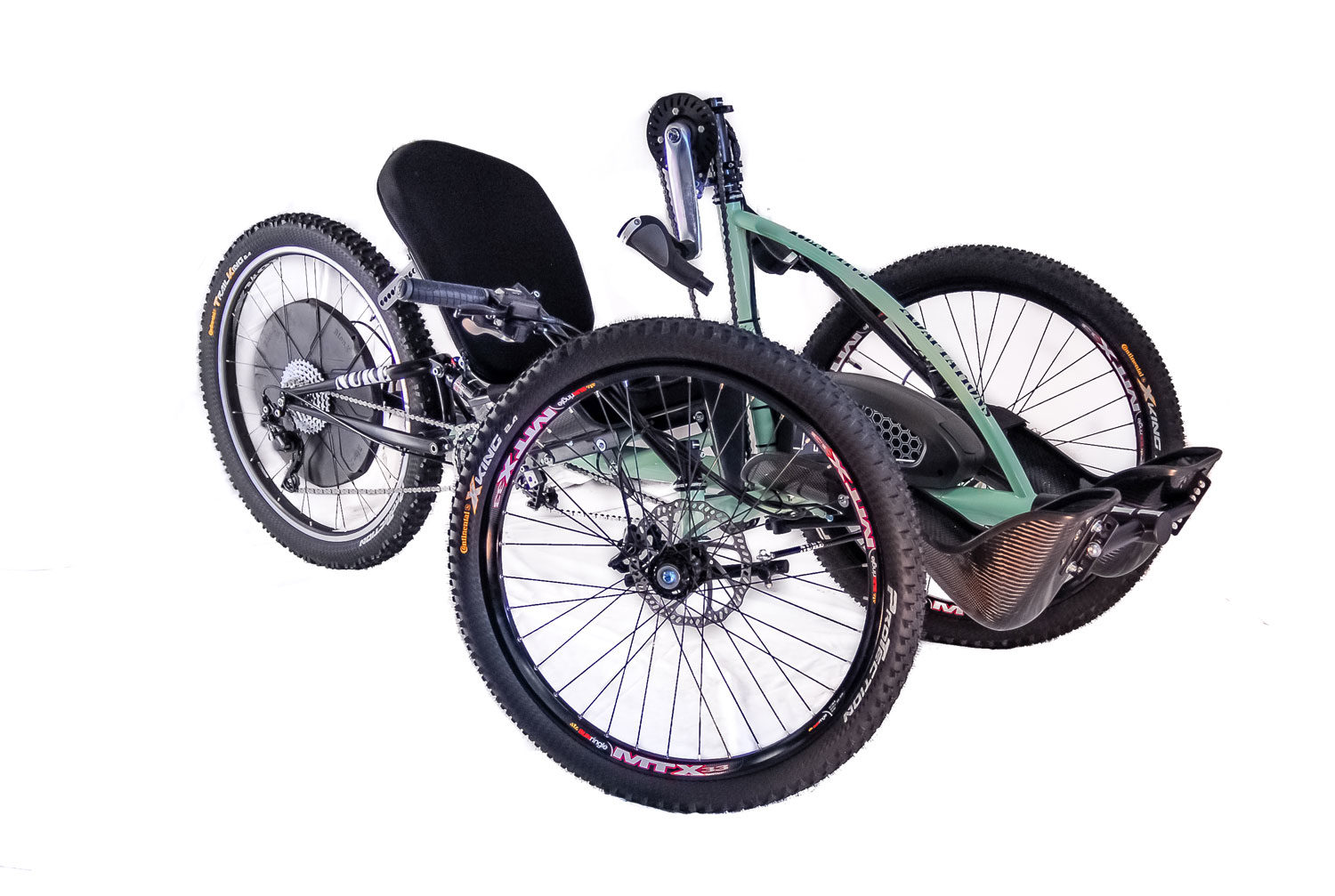 Reactive Adaptations Nuke Offroad Handcycle  sm
